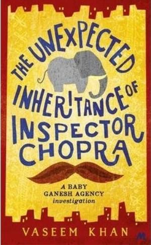 Vaseem Khan, Unexpected Inheritance, Vaseem Khan, Unexpected Inheritance