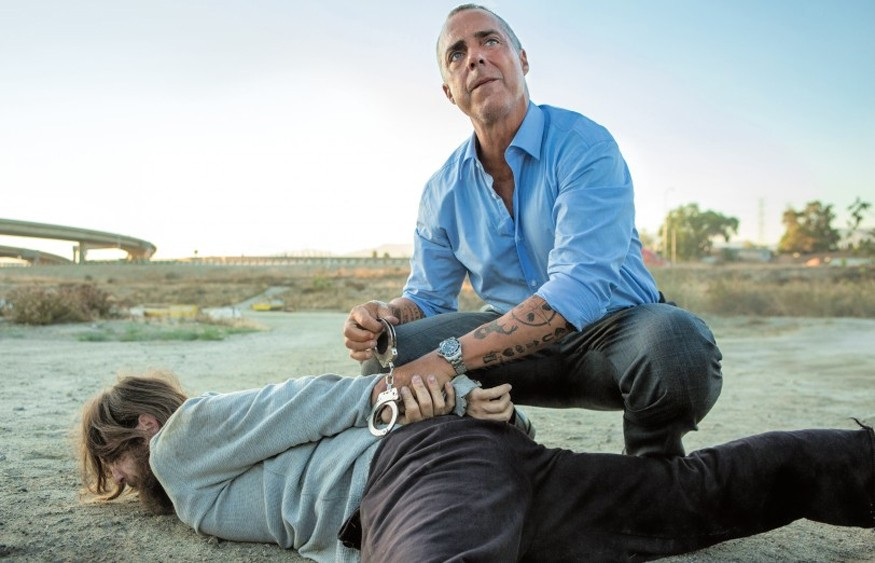 Bosch Amazon Prime TV crime show