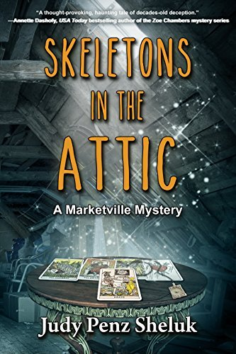 Skeletons in the Attic, Judy Penz Sheluk