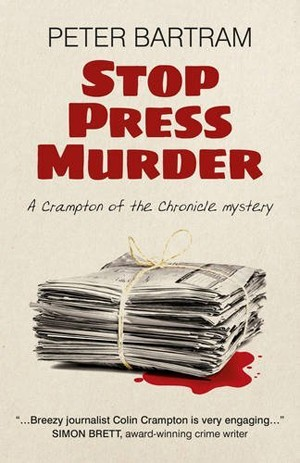 stop press murder book cover, peter bartram