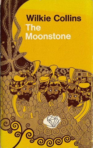 The Moonstone, Wilkie Collins, crime novel, 1868