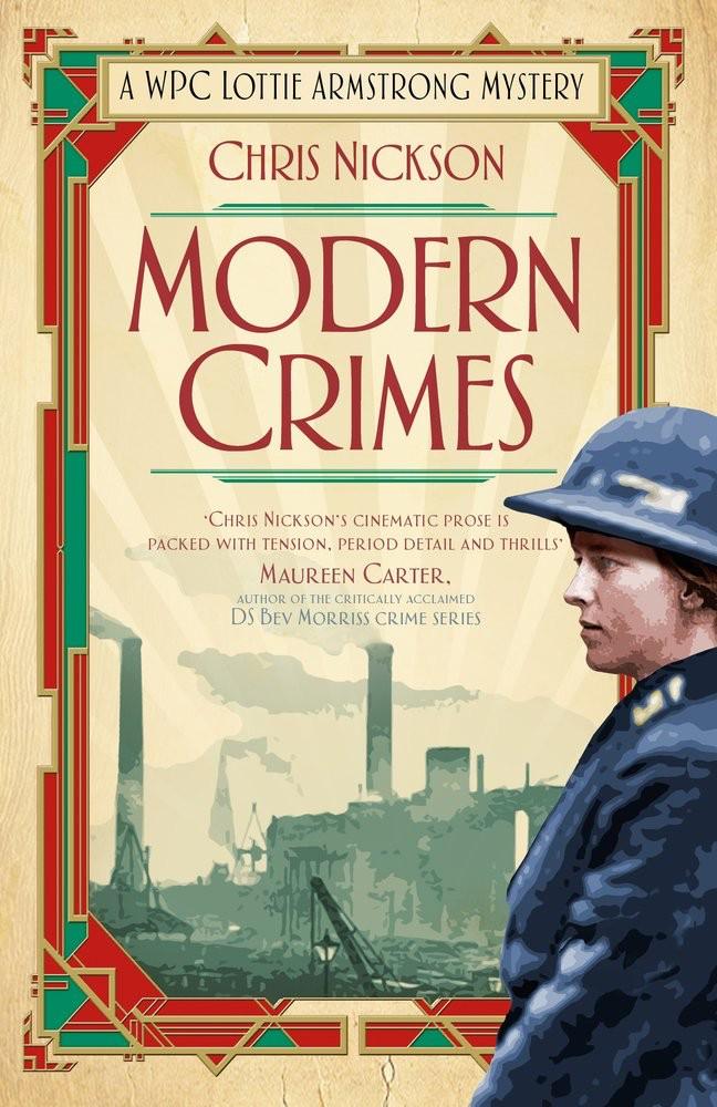 Modern Crimes » CRIME FICTION LOVER