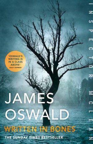 Written in Bones, James Oswald