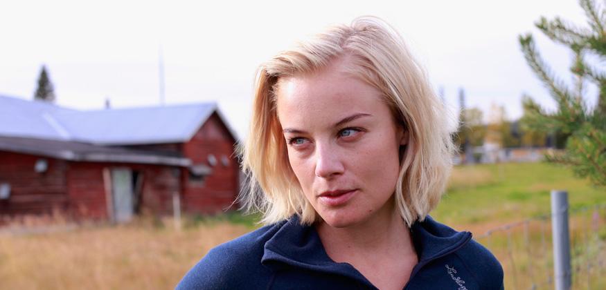 Rebecka Martinsson Swedish crime show