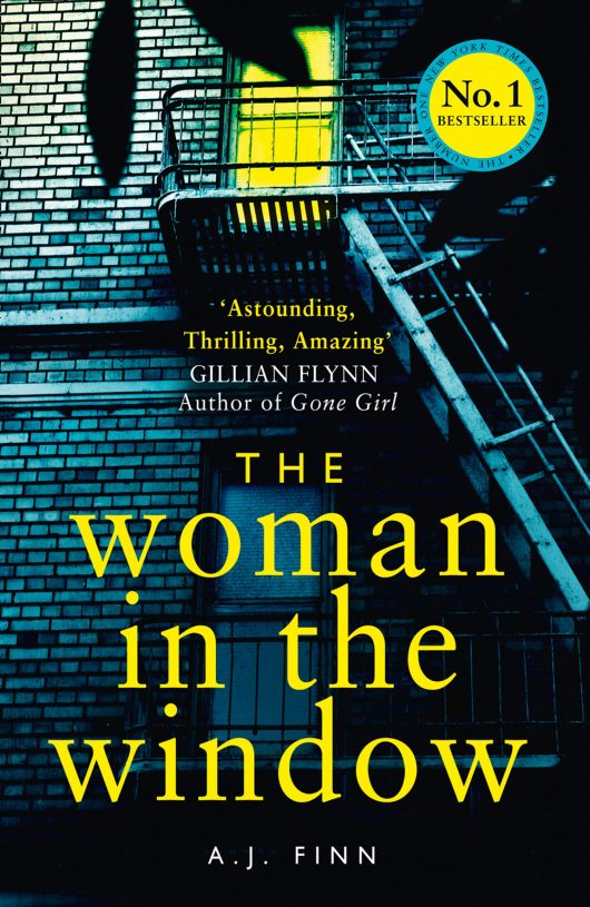 Woman in the Window, AJ Finn