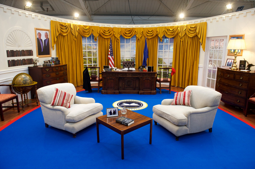 Take a seat in the Oval Office » CRIME FICTION LOVER