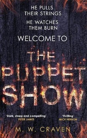 The Puppet Show » CRIME FICTION LOVER