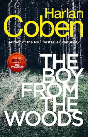 The Boy From the Woods by Harlan Coben front cover