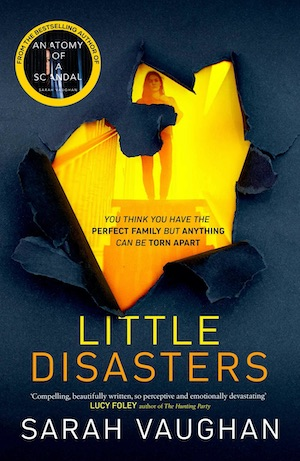 Little Disasters by Sarah Vaughan front cover