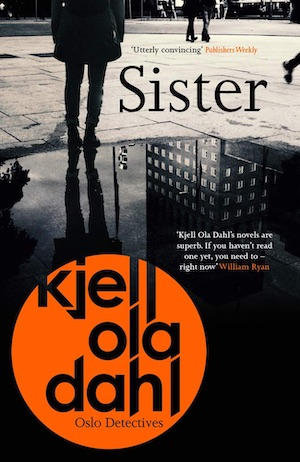 Sister Kjell Ola Dahl Scandinavian crime fiction