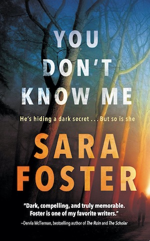 You Don't Know Me by Sara Foster front cover