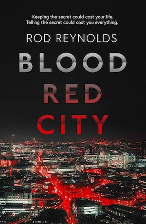 Blood Red City Rod Reynolds