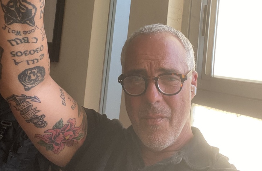 Harry Bosch spinoff series Titus Welliver