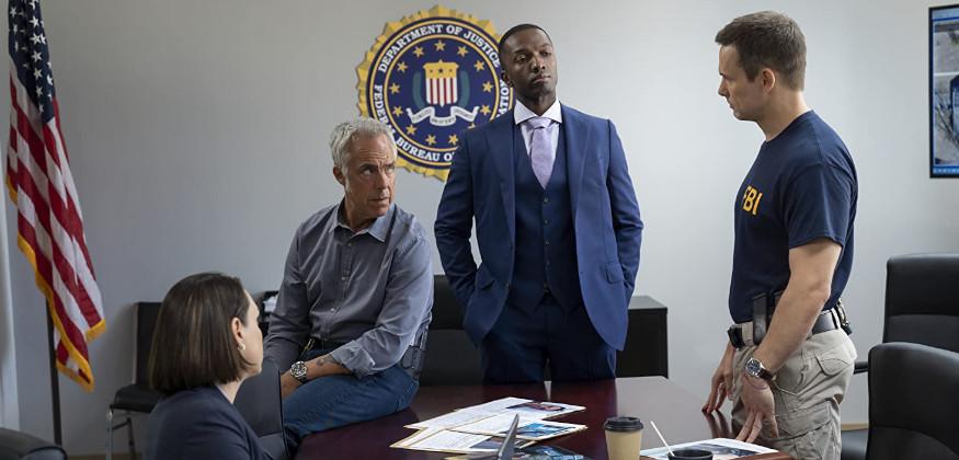 Bosch season six Amazon Prime crime show