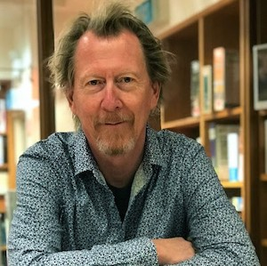 Chris Hammer, Australian crime fiction author