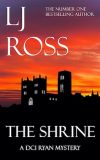 The Shrine by LJ Ross front cover
