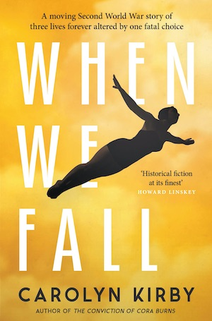 When We Fall by Carolyn Kirby