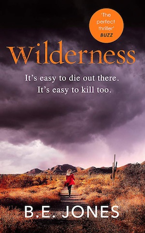 Wilderness by BE Jones front cover