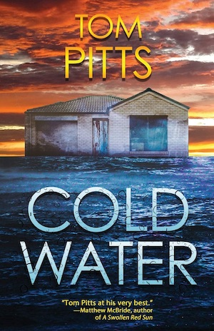 Coldwater by Tom Pitts front cover