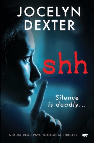 Shh by Jocelyn Dexter front cover
