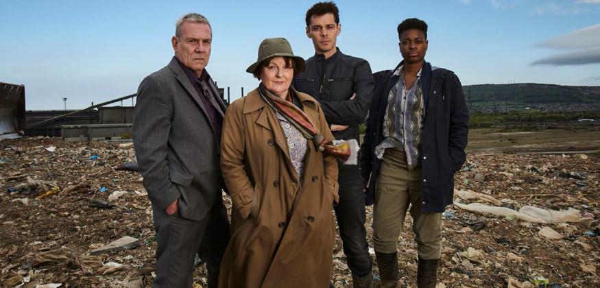 Vera crime show Ann Cleeves