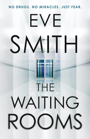 The Waiting Rooms by Eve Smith front cover