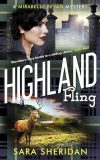 Highland Fling by Sara Sheridan front cover