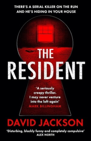 The Resident by David Jackson front cover