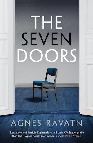 The Seven Doors by Agnes Ravatn front cover