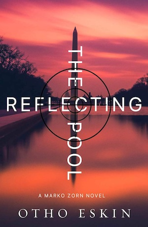 Reflecting Pool by Otho Eskin front cover