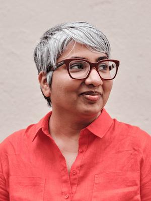 Deepa Anappara crime author