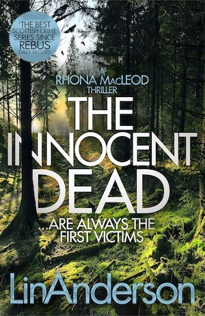 The Innocent Dead by Lin Anderson front cover