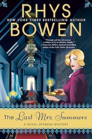 The Last Mrs Summers by Rhys Bowen front cover