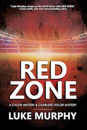 Red Zone by Luke Murphy front cover