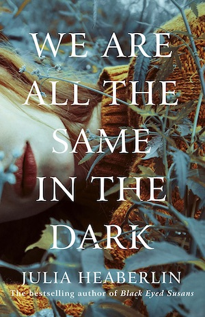 We Are All the Same in the Dark by Julia Heaberlin front cover