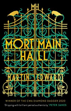 Mortmain Hall, Martin Edwards
