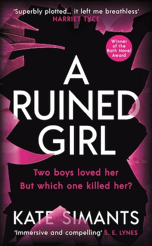 A Ruined Girl by Kate Simants front cover