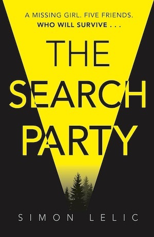 The Search Party by Simon Lelic front cover