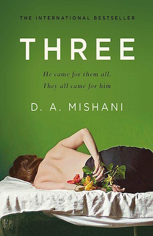 Three by DA Mishani front cover