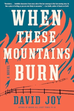 When These Mountains Burn by David Joy front cover