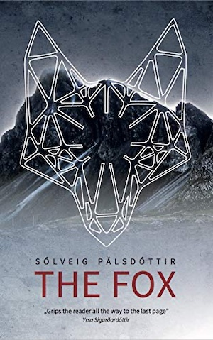 The Fox by Solveig Palsdottir front cover