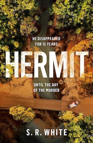 Hermit by SR White front cover