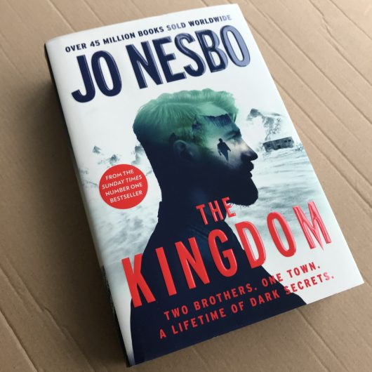 The Kingdom by Jo Nesbo front cover Norwegian crime fiction