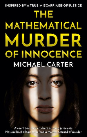 The Mathematical Murder of Innocence by Michael Carter front cover