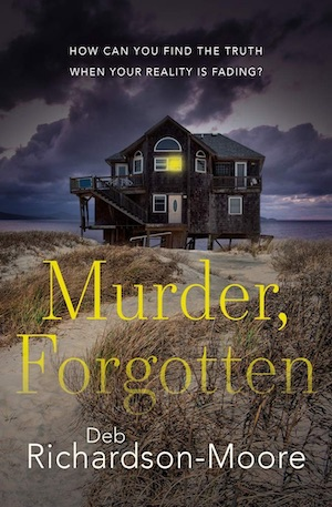 Murder, Forgotten by Deb Richardson-Moore front cover