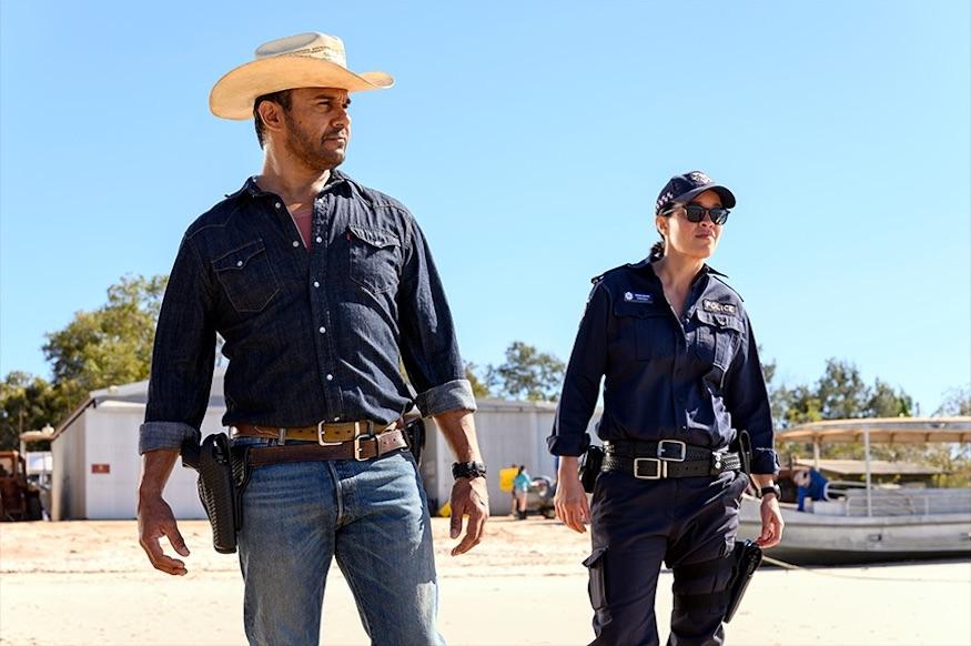 Mystery Road season 2 Australian crime show