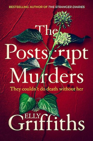 The Postscript Murders by Elly Griffiths front cover