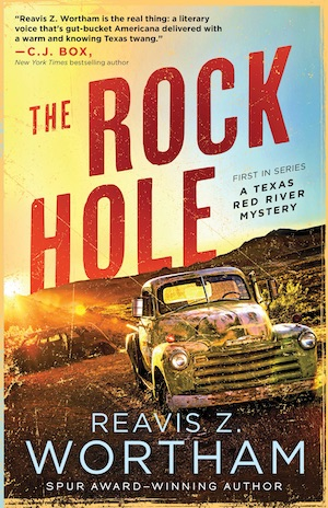 Rock Hole by Reavis Z Wortham new edition