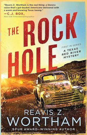 Rock Hole by Reavis Z Wortham new edition
