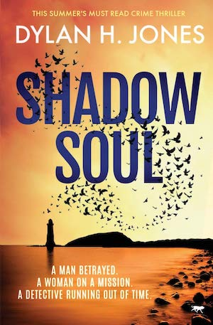 Shadow Soul by Dylan H Jones Welsh crime fiction